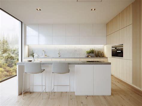 minimalist kitchen design 40 minimalist kitchens to get sleek inspiration 4141