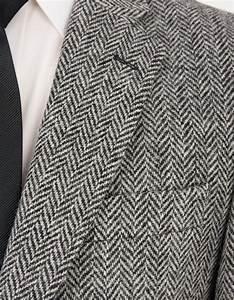 Herringbone tweed