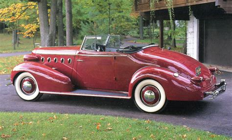 1934 Lasalle Convertible Coupe Lasalle Brand Marketed