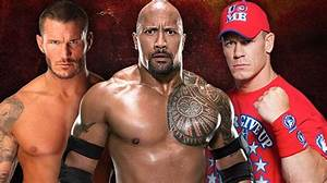 WWE images Randy Orton-The Rock-John Cena wallpaper and ...