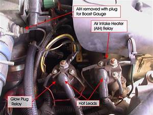 U0026 39 99 F250 Sd 7 3 Turbo No Start When Cold