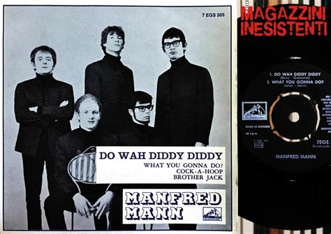 Manfred Mann  Do Wah Diddy Diddy (video) Magazzini