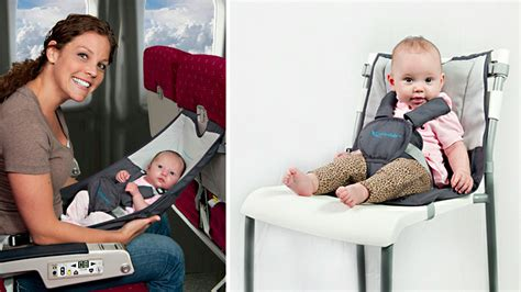 Baby Flight Hammock by This Has To Be The Easiest Way To Fly With A Baby