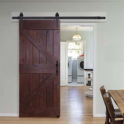 double  barn door