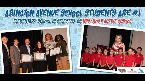 abington avenue school students   newark board