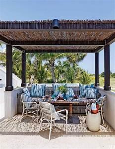 Tonnelle En Bambou : tonnelle de jardin ou pergola quelle abri pour son ~ Premium-room.com Idées de Décoration