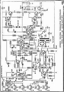 Carad Mas30 2x15w Stereo Transistor Amplifier Sch Service