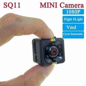 Sq11 Mini Digital Camera Hd 1080p 12m Full High Resolution