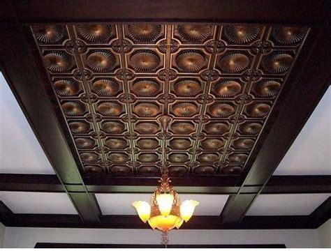 contoh plafon plafon  motif klasik  menarik