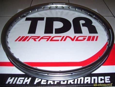 Pelek Tdr by Jual Velg Tdr Pelek Tdr Tdr Racing Alloy Type U Shape