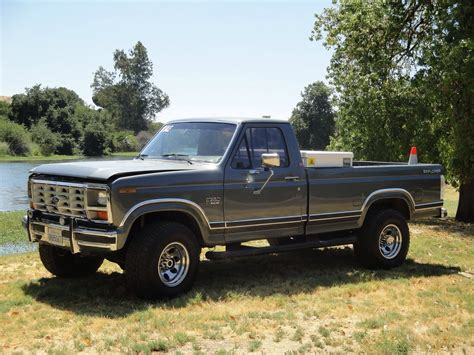 1985 Ford F250 by 1985 F250 Xlt Lariat 80 90 S F Series