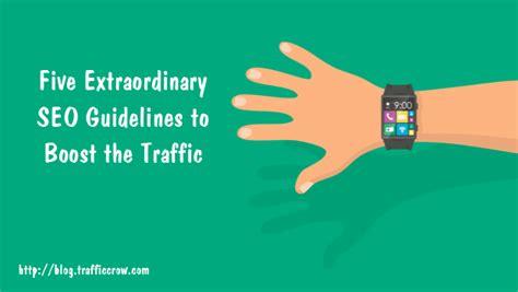 Seo Guidelines - affiliate programs platforms to make money
