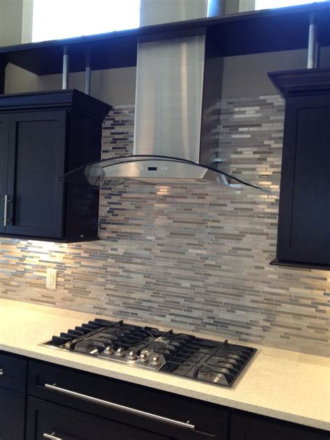 glass tile kitchen backsplash pictures design elements creating style through kitchen 6860