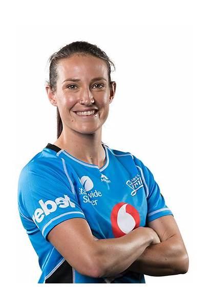Players Megan Schutt Adelaide Strikers