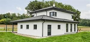 Haus Bausatz Bungalow : haus mit doppelgarage flachdach ~ Whattoseeinmadrid.com Haus und Dekorationen