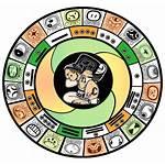 Maya Calendario Aztec Calendar Clipart Mayan Mayas