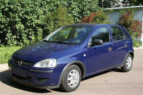 vauxhall corsa 2004 used 2004 opel corsa photos 1000cc gasoline ff manual
