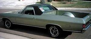 1968 El Camino Photo Gallery
