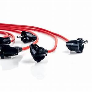 Ignition Spark Plug Wires Set For 92