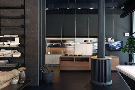 Boffi Collection Inspire by Boffi Soho New York Designer Italian Kitchen Brand