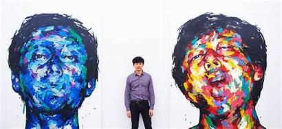 Korean South Artist Shin Ho Kwang Know