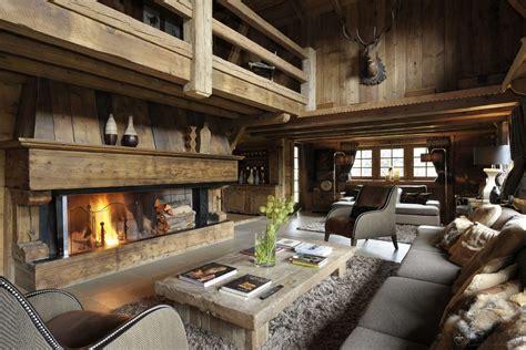 catered ski chalet megeve chalet leo trippi