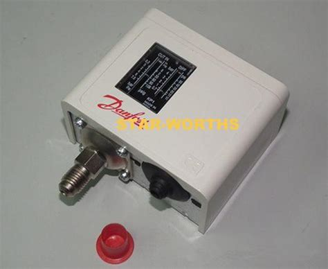 kp series danfoss high low pressure switch with adjustable reset kp1 060 110191 product center