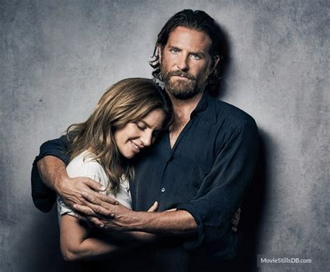 Promo Shot Of Lady Gaga & Bradley Cooper