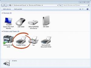 How To Make PDF... Cutepdf Writer