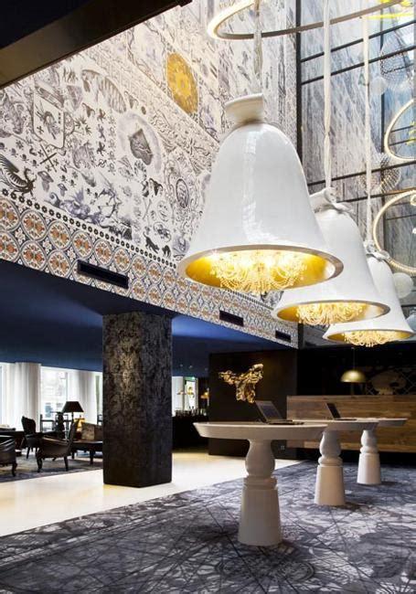 spectacular interior design ideas  andaz amsterdam