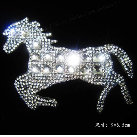 iron on rhinestone designs free shipping 2pcs lot icon rhinestones fix