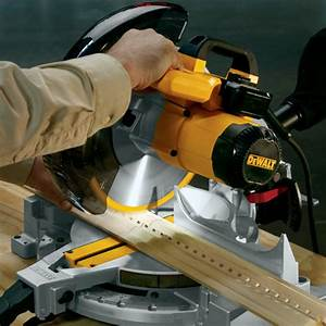 Dewalt Dws7085 Miter Saw L E D  Worklight System