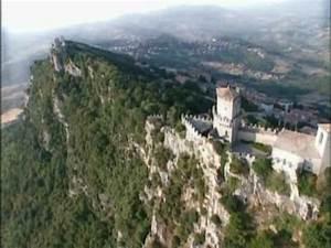 Centri Storici Di San Marino  Borgo Maggiore  Monte Titano - Parte 2