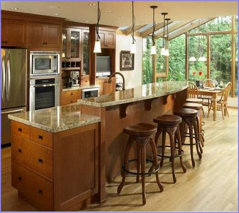 kitchen island designs with seating for 6 kitchen island designs with seating and stove home 9801
