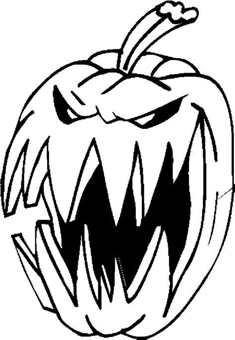 halloween jack  lanterns coloring pages  kids