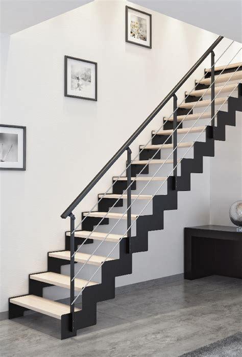 escalier m 233 tal sur mesure escaliers eba