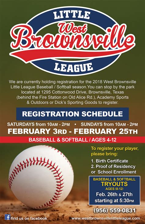 west brownsville  league home