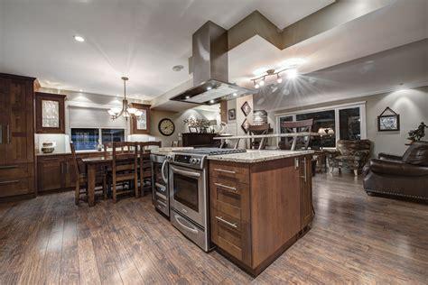 featured kitchen renovation western inspired open