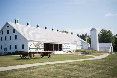 The Barn At Springfield Farm Wedding
