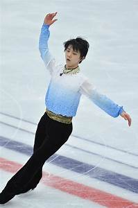 In Photos: Hanyu skates to 2nd place in men's SP at ...