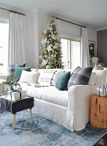 94 White Boho Couch White Sofa In A Boho Living Room