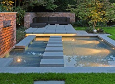 Garten Gestalten Beruf by Garten Mit Einem Luxus Schwimmpool Gestalten Wasser Im