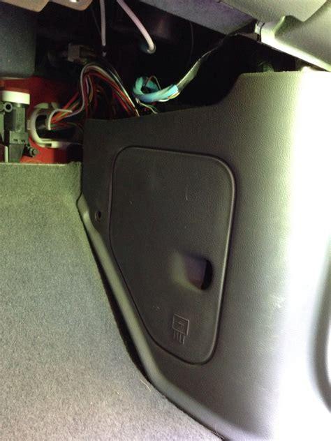 install factory glovebox lighting ranger forums