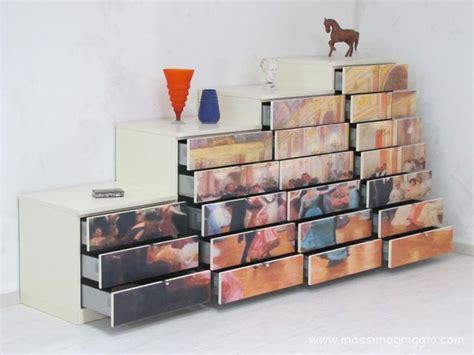 cassettiere originali cassettiere su misura massimo griggio