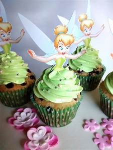 Tinkerbell Cupcakes | www.pixshark.com - Images Galleries ...