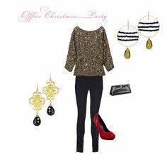 1000+ images about Christmas out fits on Pinterest | Christmas party outfits Office christmas ...