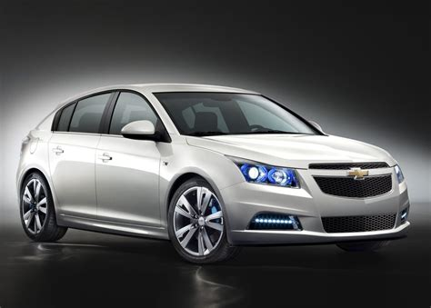New Cars By. Chevrolet Type Cruze Hatchback