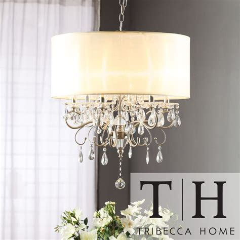 1000 ideas about drum shade chandelier on