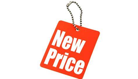 New Motability Prices Q4 Autumn 1st October 2017