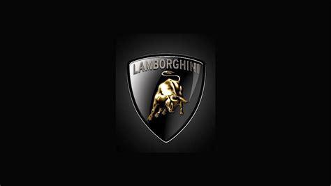 lamborghini logo wallpapers wallpaper cave